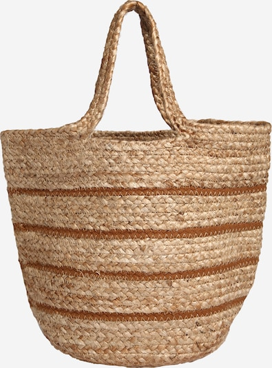 Paplūdimio krepšys iš Samsoe Samsoe , spalva - smėlio / ruda, Prekių apžvalga