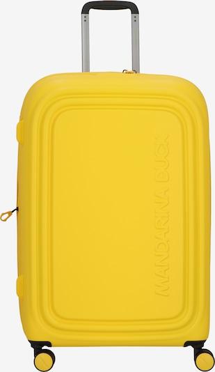MANDARINA DUCK 4-Rollen-Trolley 'Logoduck+' 75 cm in gelb, Produktansicht