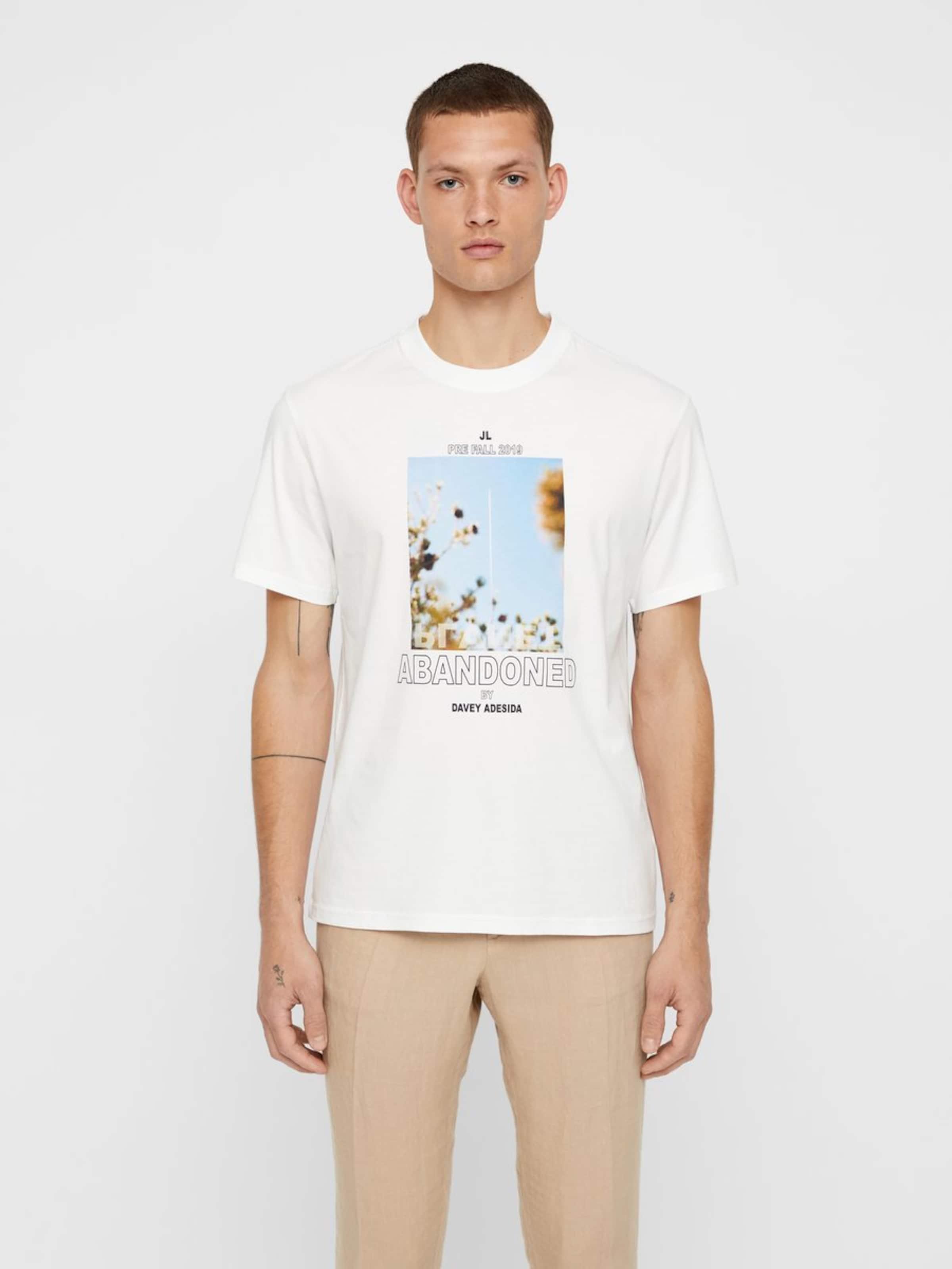 'jordan Distinct In Weiß Cotton' lindeberg T J shirt wXZiuOTPk