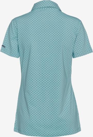 Schöffel Poloshirt 'Altenberg1' in blau, Produktansicht
