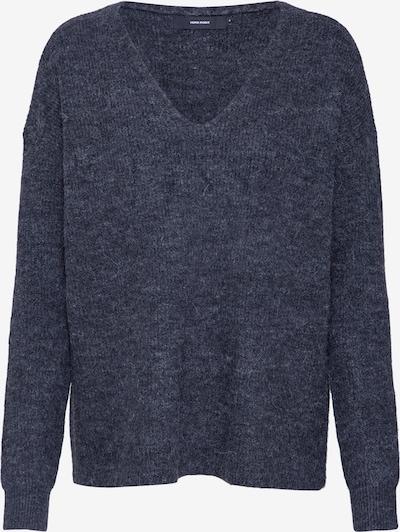 VERO MODA Pullover 'BLAKELY' in dunkelgrau, Produktansicht