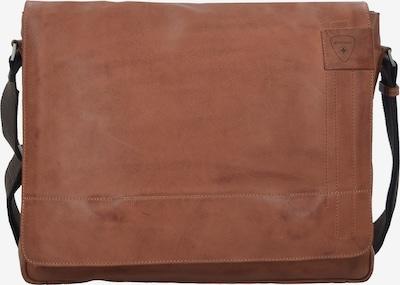 STRELLSON Aktentas 'Upminster' in de kleur Cognac, Productweergave