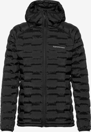 PEAK PERFORMANCE Sportjacke 'Argon' in schwarz, Produktansicht