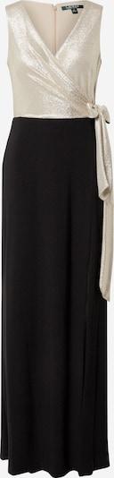 Lauren Ralph Lauren Avondjurk 'MILTONA' in de kleur Goud / Zwart, Productweergave