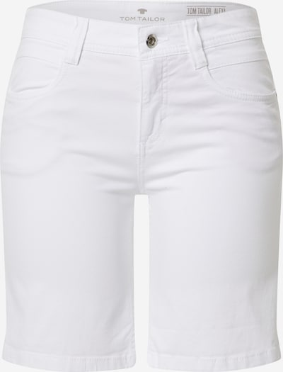 TOM TAILOR Shorts in weiß, Produktansicht