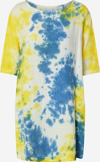 QUIKSILVER Šaty 'BOXYDRESSMID W WVDR' - modré / žlté, Produkt