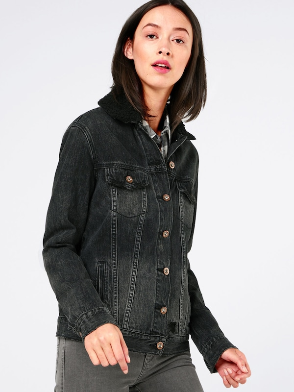 Review Jeans Jacke