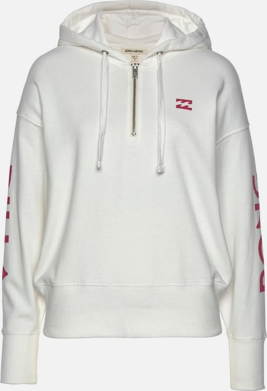 4c2612fcb282e3 BILLABONG BILLABONG BILLABONG Sweatshirt  Cool Whip Nothing but Waves  in  melone weiß Markenkleidung für Männer und Frauen f91aed