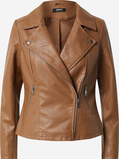 ONLY Jacke 'Melisa' in cognac: Frontalansicht