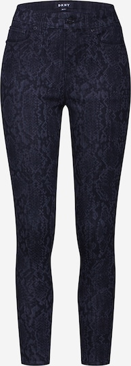 Jeans DKNY pe negru, Vizualizare produs