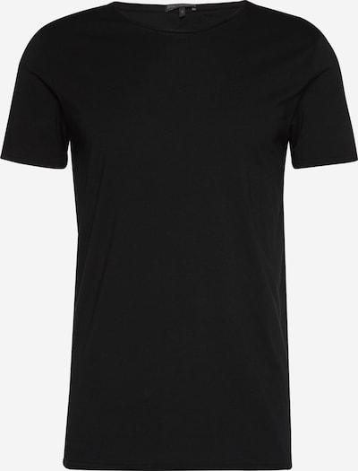 DRYKORN T-Shirt in Garment Dyed 'Kendrick' in schwarz, Produktansicht