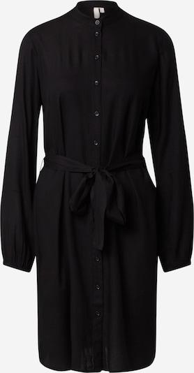 PIECES Blusenkleid in schwarz, Produktansicht
