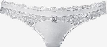 LASCANA String in Weiß