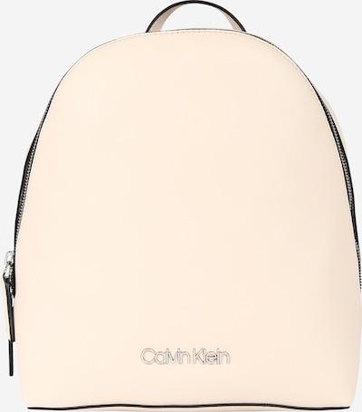 Rucsac Calvin Klein pe crem, Vizualizare produs