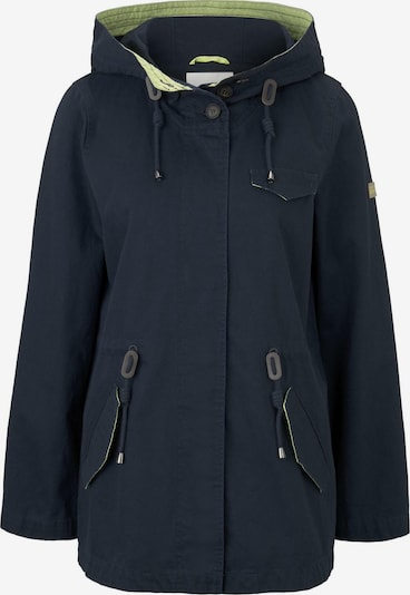 TOM TAILOR DENIM Parka in blau, Produktansicht