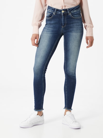 ONLY Jeans 'BLUSH LIFE' in dunkelblau, Modelansicht