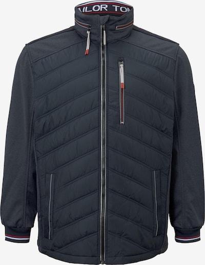 TOM TAILOR Men Plus Jacke in dunkelblau, Produktansicht