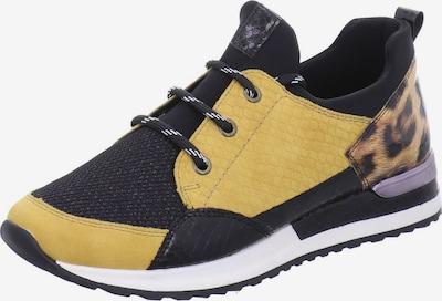 REMONTE Sneakers in braun / gelb / schwarz, Produktansicht