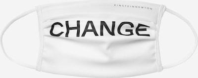 EINSTEIN & NEWTON Stoffmaske 'Change' in weiß, Produktansicht