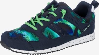 LICO Sportschuh 'Leeds' in dunkelblau / grün, Produktansicht