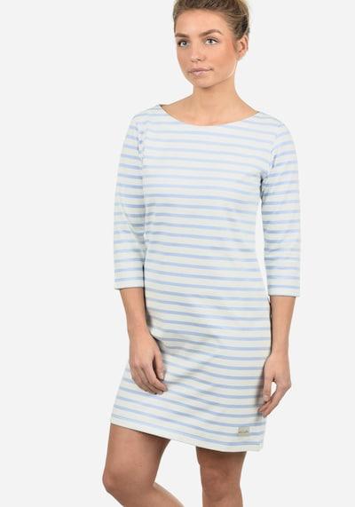 Blend She Kleid 'Eni' in hellblau / weiß, Modelansicht