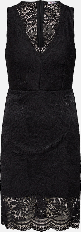 Wal Noir GRobe 'dress' De En Cocktail tQdhrsCx