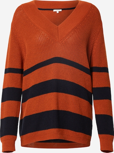MINE TO FIVE Pullover in navy / orange, Produktansicht
