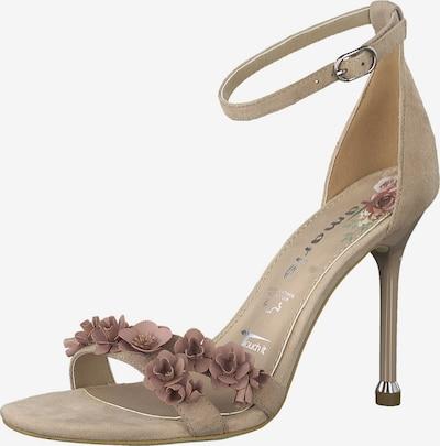 TAMARIS Sandale in rosé, Produktansicht