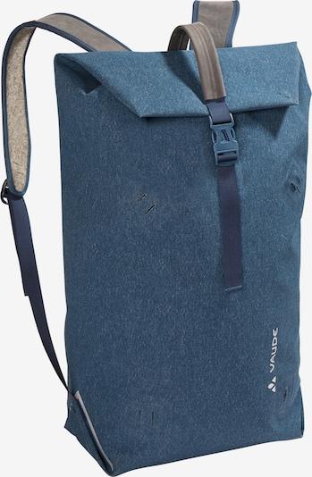 VAUDE Sac à dos de sport 'Wolfegg' en bleu-gris, Vue avec produit