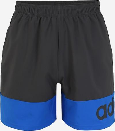 ADIDAS PERFORMANCE Športne hlače 'M D2M CB SHORT' | siva barva, Prikaz izdelka