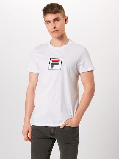 FILA T-Shirt 'EVAN 2.0' in weiß, Produktansicht