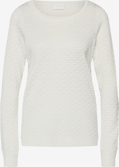 VILA Sweter w kolorze kremowym, Podgląd produktu