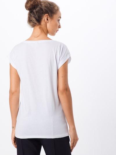 Iriedaily T-shirt 'Pingulax Tee' en blanc: Vue de dos