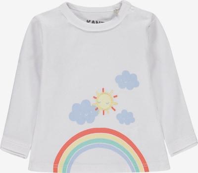 KANZ Shirt in weiß, Produktansicht