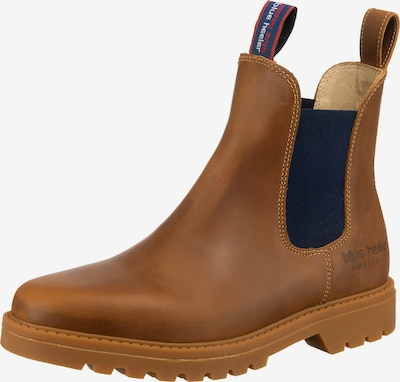 Blue Heeler Chelsea Boots in braun, Produktansicht
