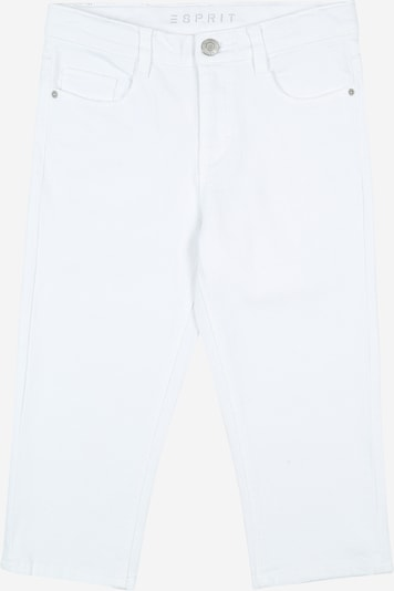 ESPRIT Jeans in white denim, Produktansicht
