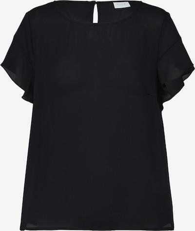 VILA Bluse in schwarz, Produktansicht