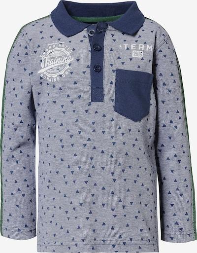 BLUE SEVEN Langarmshirt in blau, Produktansicht