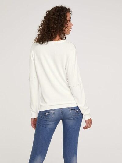 heine Sweter w kolorze offwhitem: Widok od tyłu