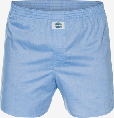 D.E.A.L International Boxershorts 'Chambray' in hellblau, Produktansicht