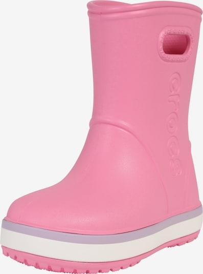 Crocs Gummistiefel 'Crocband Rain K' in pink, Produktansicht
