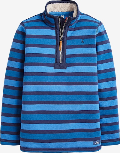 Tom Joule Sweatshirt in blau / mischfarben: Frontalansicht