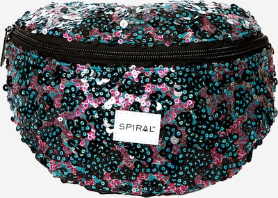 SPIRAL Ľadvinka 'BUM BAG 7' - modré / zmiešané farby / ružová, Produkt
