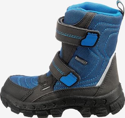 RICHTER Winterstiefel in blau / schwarz, Produktansicht