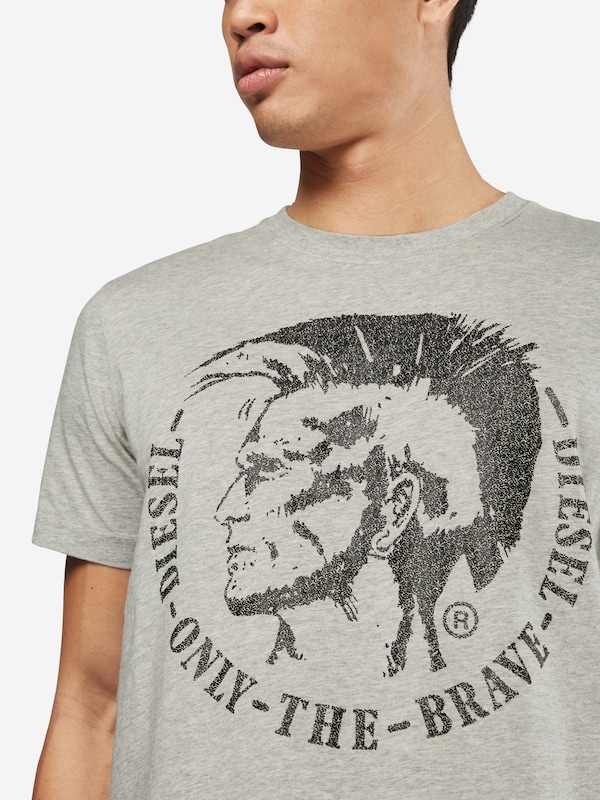 Diesel T-shirt With Print