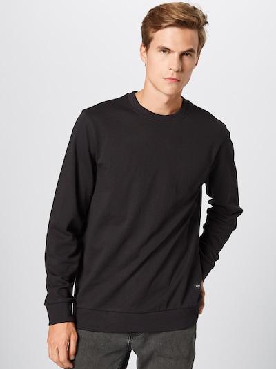 Only & Sons Sweat-shirt 'WINSTON' en noir: Vue de face
