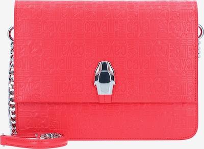 roberto cavalli Milano Umhängetasche Leder 24 cm in rot / silber, Produktansicht