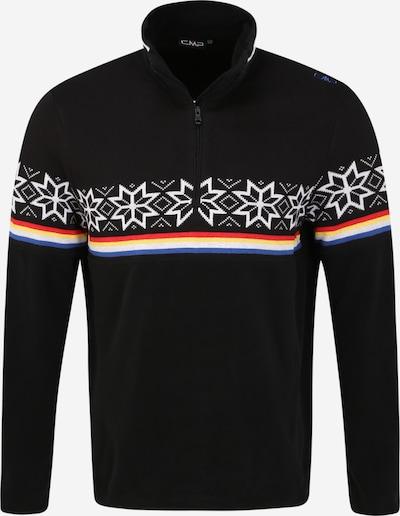CMP Športen pulover 'MAN JACKET' | črna barva, Prikaz izdelka