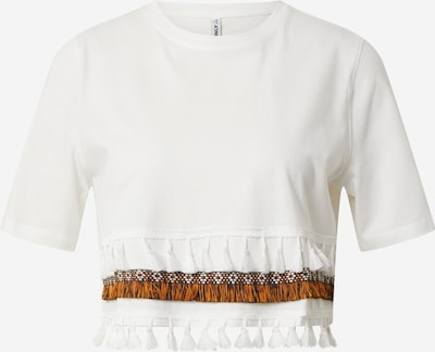 ONLY Shirt 'ONLFILIPPA' in offwhite, Produktansicht