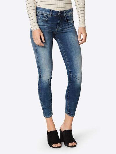 G-Star RAW Jeans 'Arc 3D' in blue denim, Modelansicht